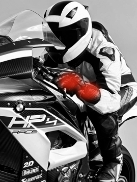 Motorbike Gloves Protection